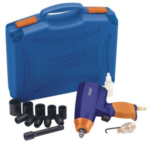 79566 16 Piece 1/2″ Square Drive Air Impact Wrench Set