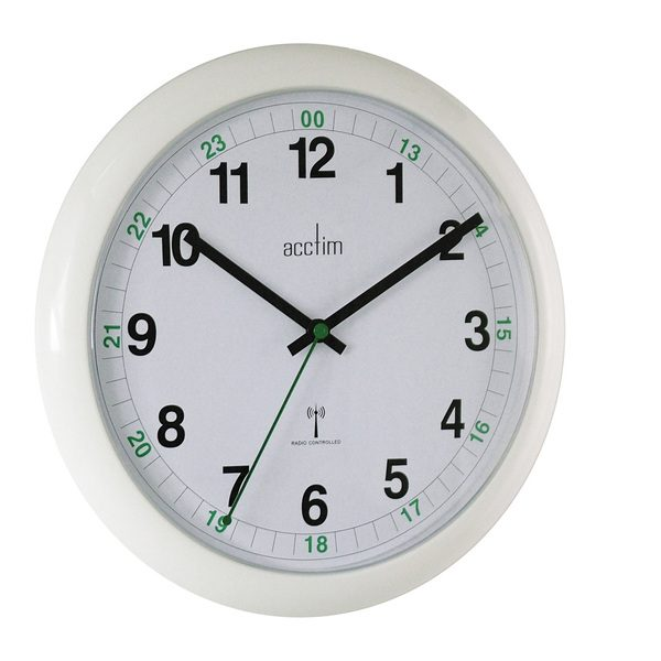 Acctim 93/723RC Economy Radio Controlled Wall Clock | Innovate