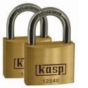 125 Premium Brass Padlocks – Twin Packs