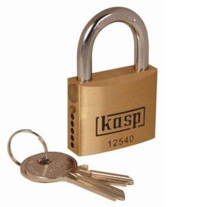 125 60mm Premium Brass Padlock – Semi Assembled K12560SA