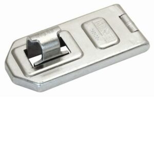 260 190mm Disc Lock Hasp & Staples K260190D