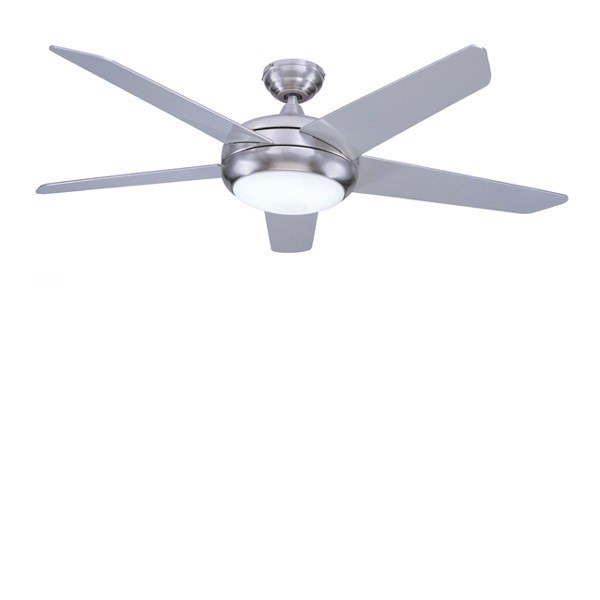 Global 52 stainless steel neptune ceiling fan with halogen light global 52 stainless steel neptune ceiling fan with halogen light and remote control aloadofball Choice Image