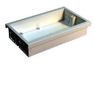 Univolt SLB2 2 Gang Outlet Box