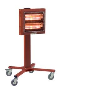 Tansun Harvey Spotter 3.0kW Mobile Quartz Heater HS030GS