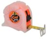5M/16FT Gel Grip Tape Measure In Orange T3445-16O