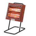 Tansun Harvey Beaver 3.0kW Portable Quartz Heater HB030GS