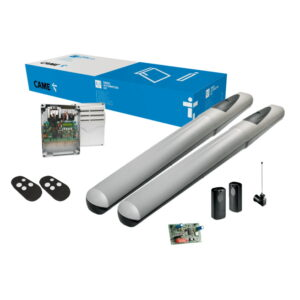 CAME AXO-P524 24v Above Ground Electric Gate Opening Kit For A Pair Of Swing Gates Up To 5 Metres Each Leaf
