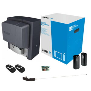 CAME BX10 230V AC Sliding Gate Opener Kit For A Gate Weighing Up To 600KG