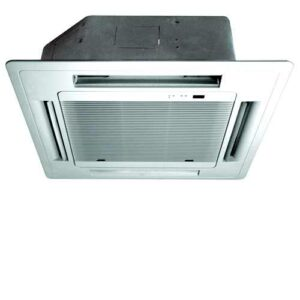 KFR-120QW/X1c Easy-Fit Ceiling Cassette Air Conditioning Unit 40000 BTU (12kW) Powered By A Toshiba Compressor