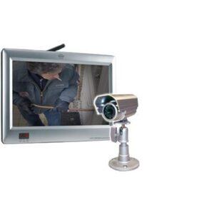 Byron CS97S Portable Colour Camera Monitoring System