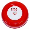 F/CHBL/6/1 6″ Red Fire Bell