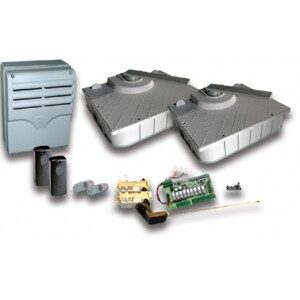 CAME FROGJ-P 24V D.C Underground Electric Gate Opening Kit For A Pair Of Swing Gates