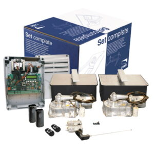 CAME FROGAE-P 230V AC Underground Electric Gate Opening Kit For A Pair Of Swing Gates