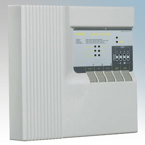 JSB FX4204 4 Zone Fire Alarm Panel
