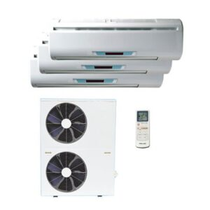 Toshiba KMS-9918/X1c Multi-Split Air Conditioning Unit Powered By A Toshiba Compressor