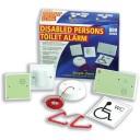 C-Tec NC951 Disabled Person Toilet Alarm Kit