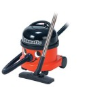 Numatic NU2003 240 Volt Commercial Vacuum Cleaner In Red Supplied With NPH1 Aluminium Combo Kit
