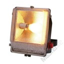Saxby Lighting PRS70 1x70w IP54 SONE-I Outdoor Floodlight In Black