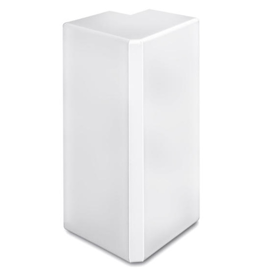 Univolt QAE50/170 Square Dado Trunking External Angle