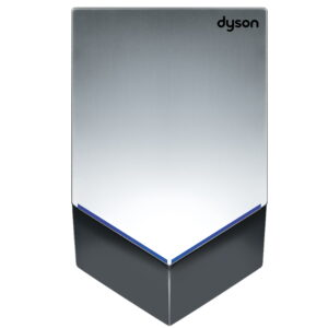 Dyson AB08 Airblade V Hand Dryer In A Sprayed Nickel Finish