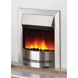 Dimplex ELD20 Elda Optiflame Effect Fireplace With Real Coals And Pebbles