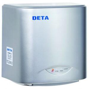 Deta 1016SL 1.1kW Fast Dry Automatic Hand Dryer In Silver