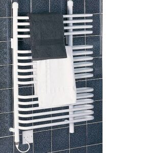 Dimplex BR400 400w White Ladder Towel Rail
