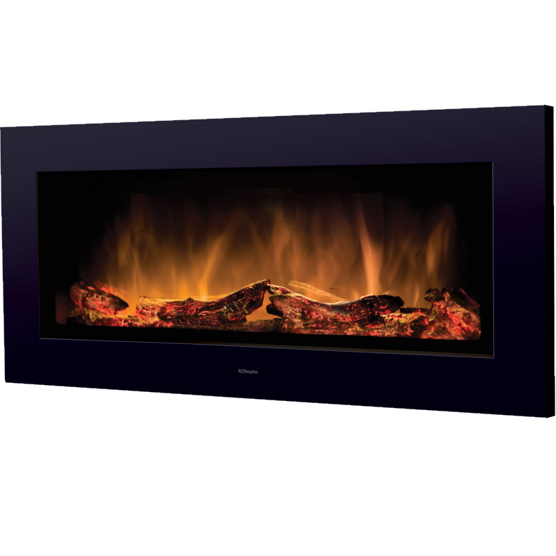 Dimplex Sp16 Wall Mounted Fire With Optiflame Effect