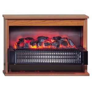 Dimplex 314CHE Optima Cherry Finish Radiant Electric Bar Fire