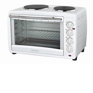 Igenix IG7145 45 Litre Mini Oven In White