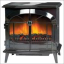 Dimplex SKG20BLN Stockbridge Freestanding Optiflame Effect Fire