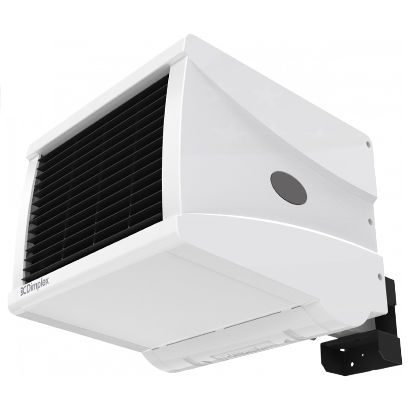 dimplex cfh60 6kw industrial wall mounted electronic fan. Black Bedroom Furniture Sets. Home Design Ideas