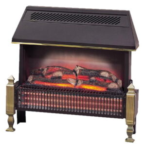 Dimplex 430RCE/B Lyndhurst 2kW Radiant Fireplace