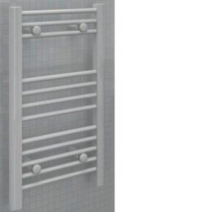 Kudox KTR210STDWH Flat Dry Element Electric Ladder Towel Rail In White