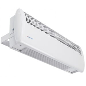 Consort Claudgen HE7402RX 3kW Wireless Controlled Air Curtain With Wall Bracket