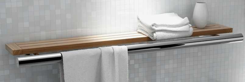 kudox heatbar shelf