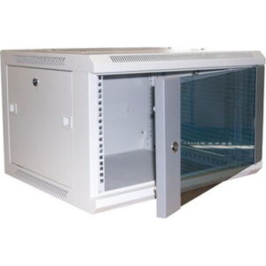Excel WB15.5SG 15u 500mm Deep Wall Rack Cabinet In Grey