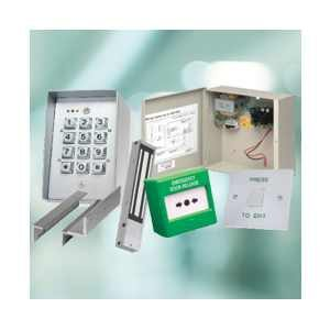 Channel Safety Systems D/ENT/DA/KIT2 ENTRitech Access Control Door Entry Keypad Kit 2