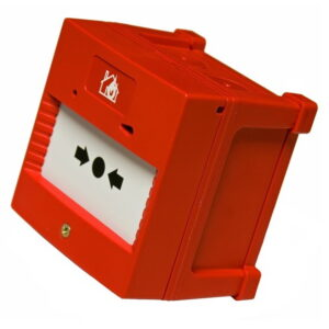 Fike 402-0007 Twinflex IP65 Weatherproof Resettable Manual Callpoint
