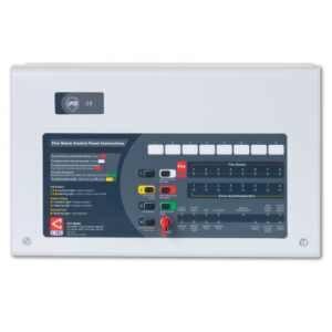 C-Tec CFP702-4 CFP 2 Zone Conventional Fire Alarm Panel