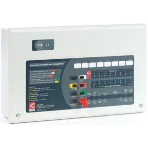 C-Tec CFP708-4 8 Zone Conventional Fire Alarm Panel