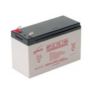 NP7-12 Genesis NP Series 12 Volt 7.0Ah Lead Acid Battery