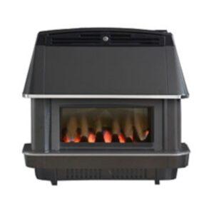 Valor 0547401 Valentia Balanced Flue Gas Fire In Black