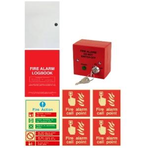 Fire Alarm Log Book