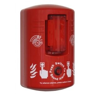 Howler SA02M Wireless Radio Frequency RF Master Site Alert Alarm