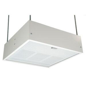 Consort Claudgen HE7237SL 3kW Wireless Controlled Surface Mounted Ceiling Fan Heater