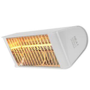 Heat Outdoors 901639 2.4kW Shadow Fatboy Mega Heat Patio Heater In White