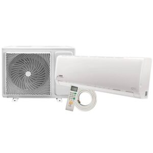 Easy Fit KFR33-IW/AG 12000 BTU White Gloss Super Inverter Heat And Cool Air Conditioning Unit Powered By A Panasonic Compressor