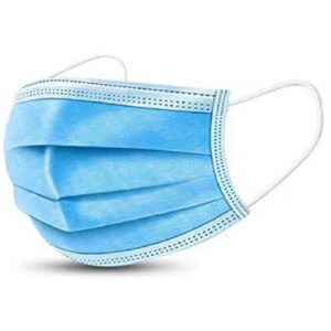3 Ply Disposable Civilian Hygiene Mask (Pack Of 50 Masks)