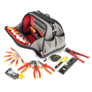 CK Tools 595008 Electrician's Premium Tool Kit Pro